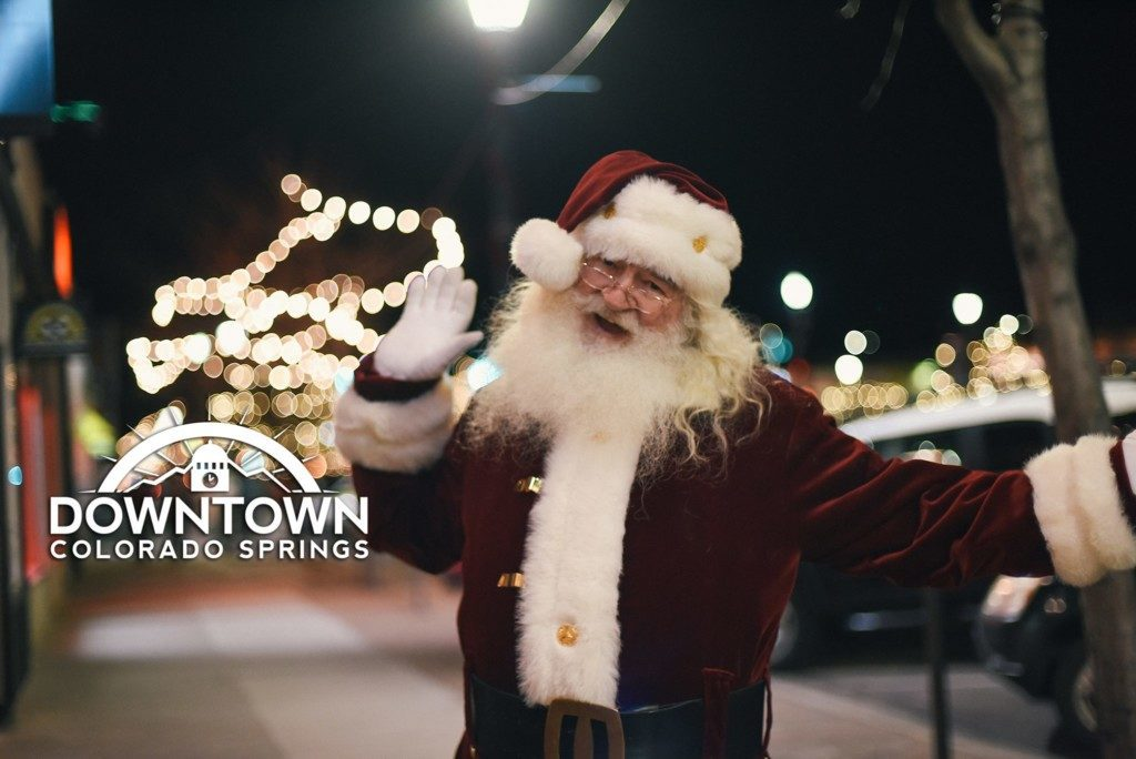 downtown cos christmas