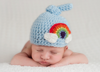Rainbow Baby Featured Image
