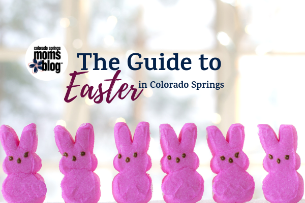 The Guide to Easter Featured Slide
