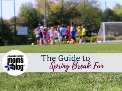 Spring Break Spring Guide