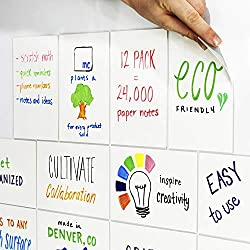Dry Erase Sticky Notes