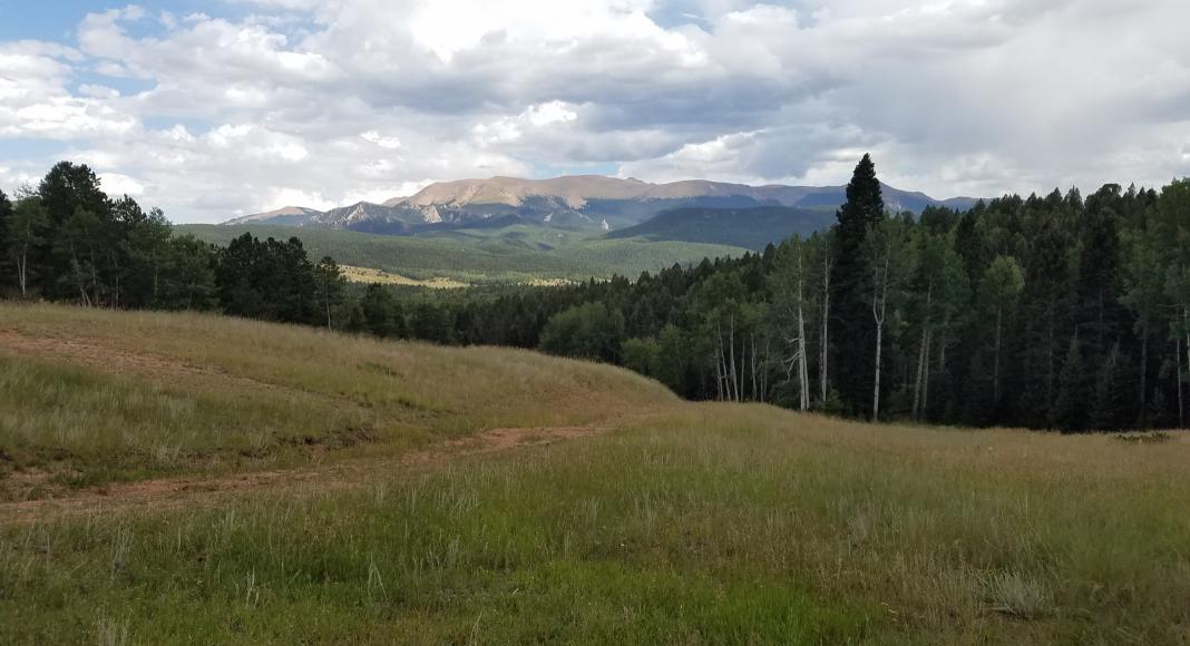 camping Colorado Mueller