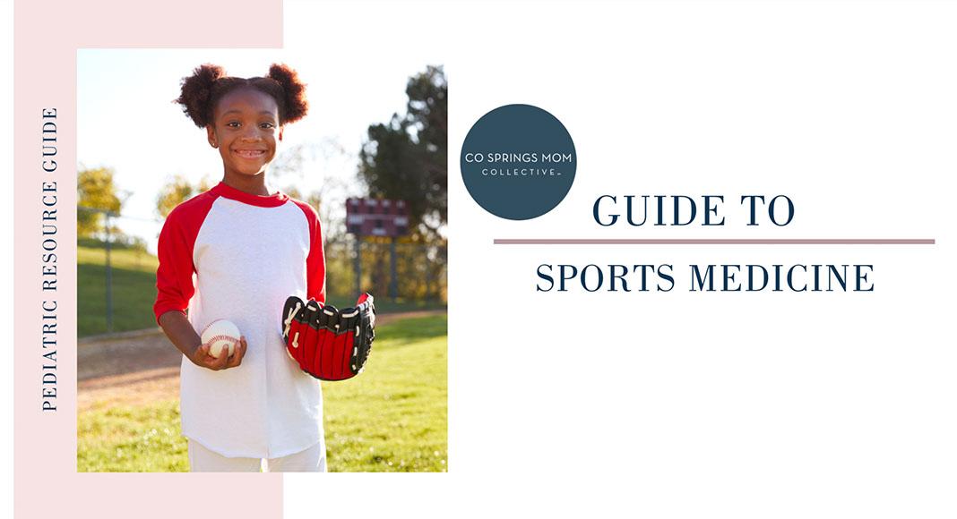 Guide to Sports Medicine Header