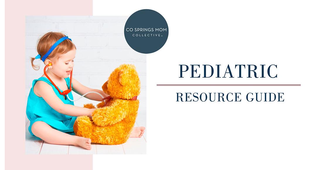 Pediatric Resource Guide