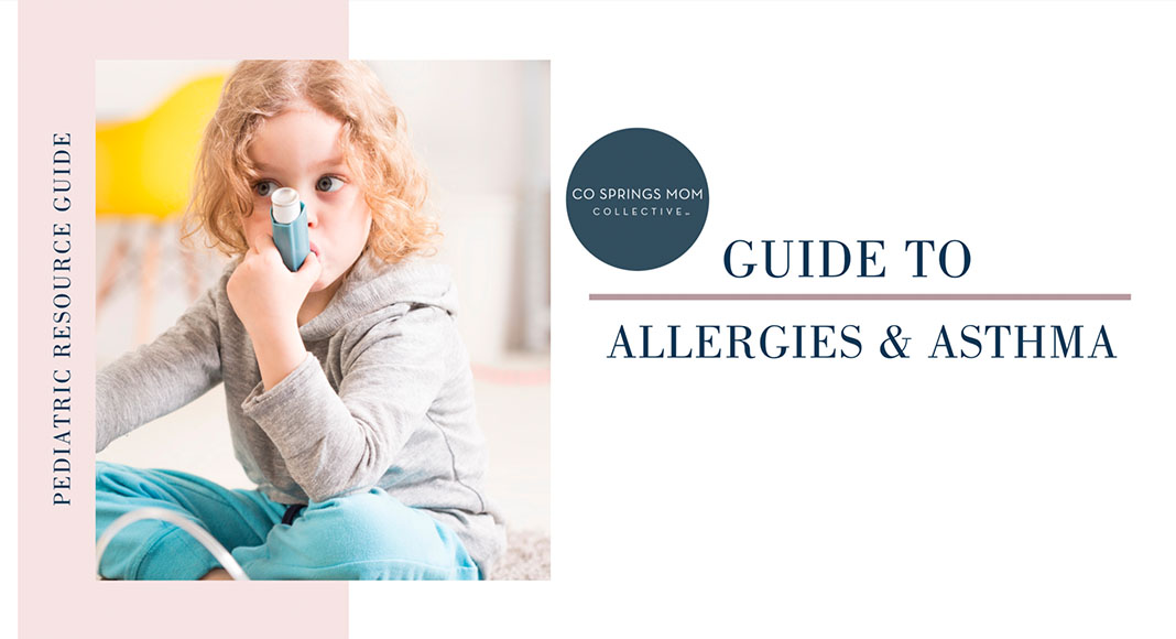 Guide to Allergies and Asthma Header