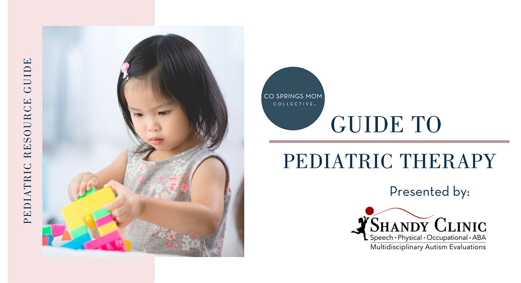 Guide to Pediatric Therapy