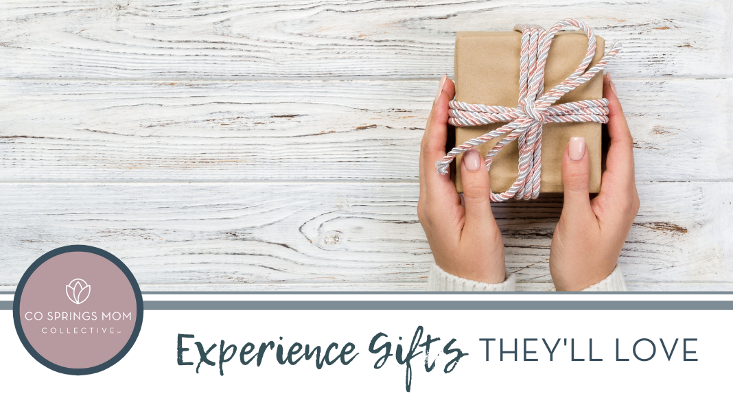 experience gifts