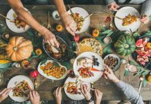 Savoring Thanksgiving