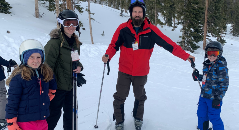 Colorado Skiing for Beginners