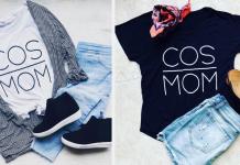 COS MOM Shirt