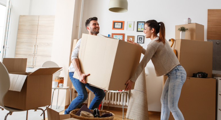 Moving in with my Boyfriend
