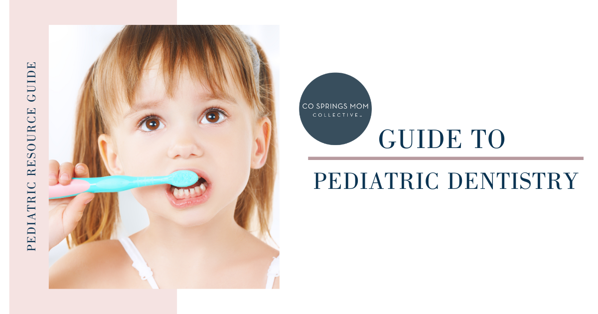 Guide to Pediatric Dentistry