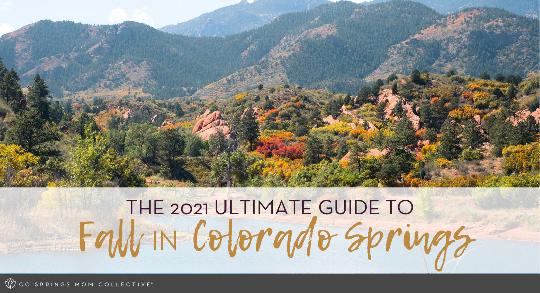 Guide to Fall in Colorado Springs 2021