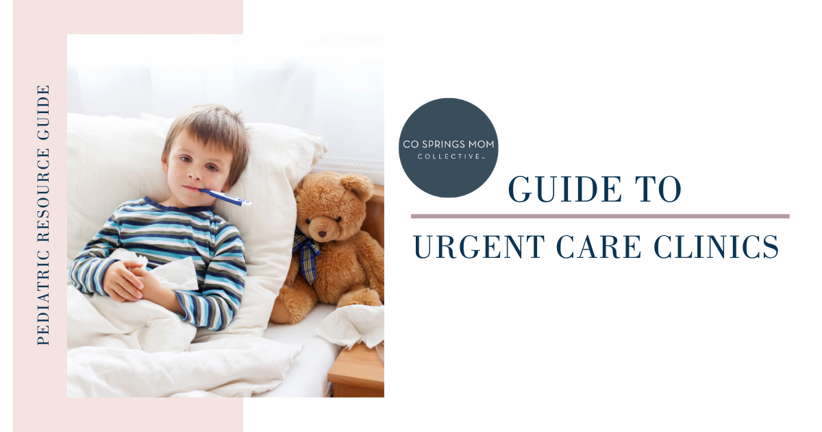 Urgent Care Guide