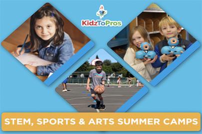 KidztoPros Summer Camp