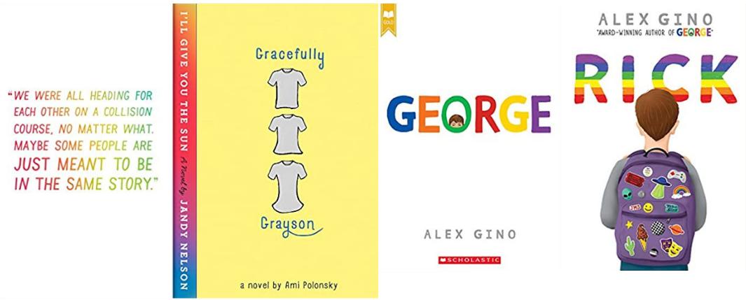 LGBTQ Books Teens