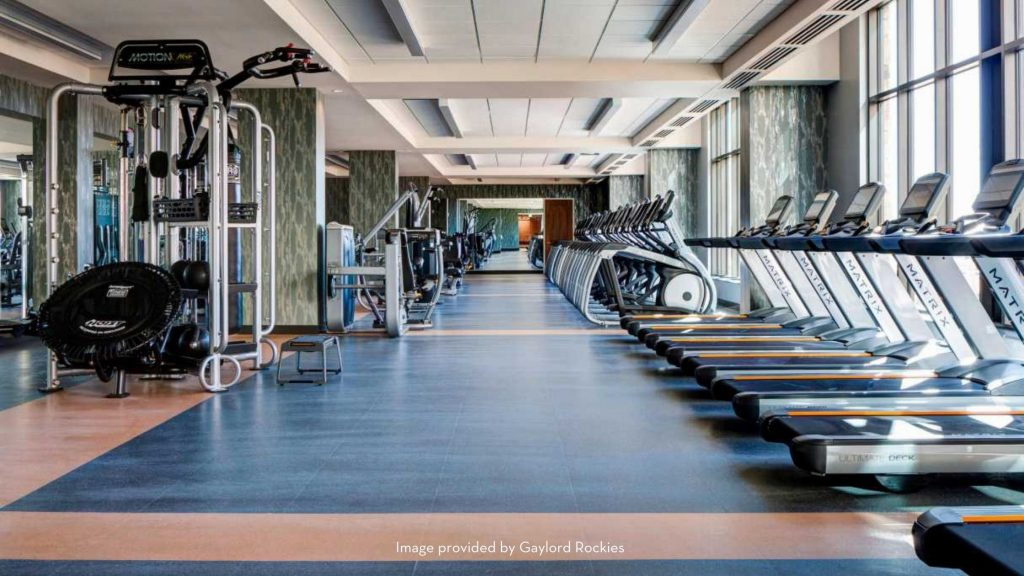 Gaylord Rockies Fitness Center